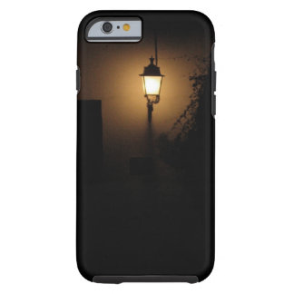 Straßen-Laternen-Nachtlampen-Foto iPhone/iPad Fall Tough iPhone 6 Hülle