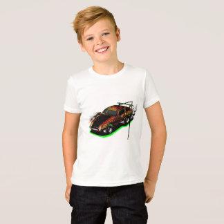 Straßen-Rennwagen T-Shirt für Jungen