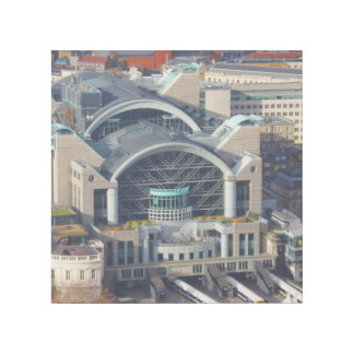 """Straßen-Station 12"""" Londons Canon"""" Verpackung der Galerieleinwand"""