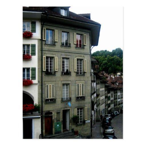 Straßen von Bern Postkarten