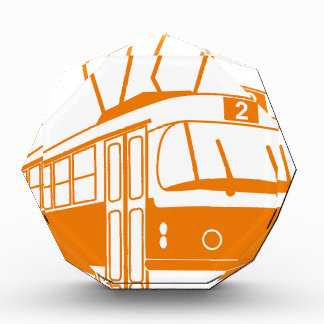 Straßenbahntransport elektrisch auszeichnung