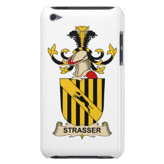 Strasser Familienwappen iPod Touch Case-Mate Hülle