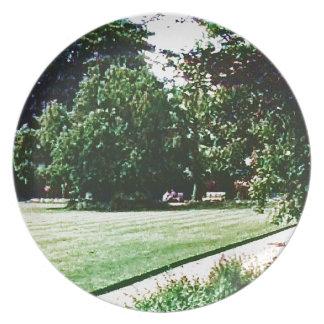 Stratford-nach-Avon England Garten snap-28838 jGib Teller