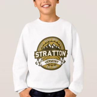 Stratton Logo TAN Sweatshirt