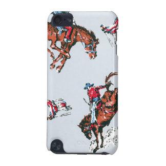 Sträubendes wildes Pferd iPod Touch 5G Hülle
