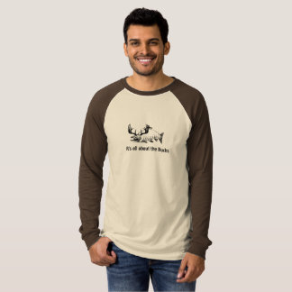 Sträubt sich T-Shirt