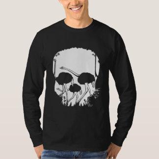 Strauß-Schädel-Illusion T-Shirt