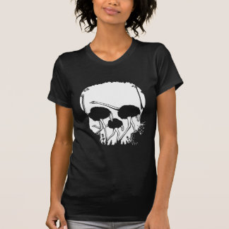 Strauß-Schädel-Illusion T Shirt