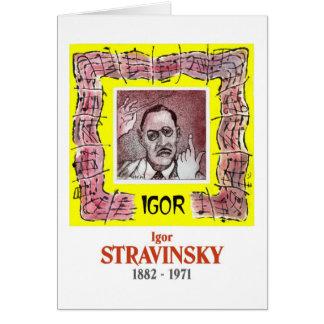 Stravinsky Karte