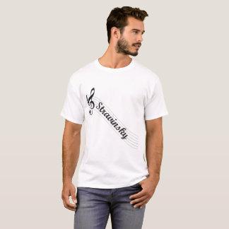 Stravinsky klassische Musik-Höhen T-Shirt