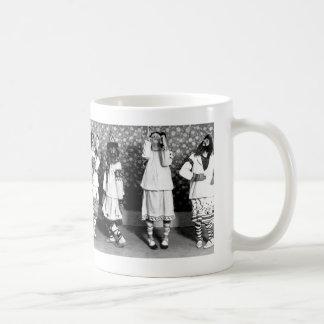 Stravinsky - Ritus der Frühlings-Premiere-Tasse Kaffeetasse