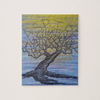 Streben Liebe-Baum Puzzle