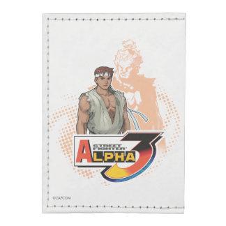 Street Fighter-Alpha 3 Ryu u. Akuma Tyvek® Kreditkartenetui