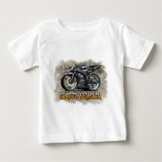 Street_Fighter_Black Baby T-shirt