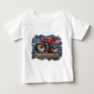 Street_Fighter_Red Baby T-shirt