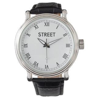 Street-Uhr Uhr