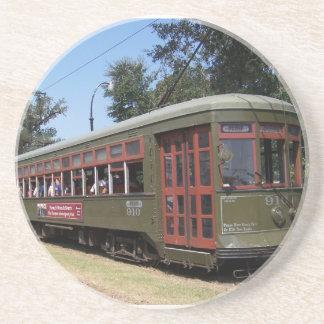 Streetcar Getränkeuntersetzer