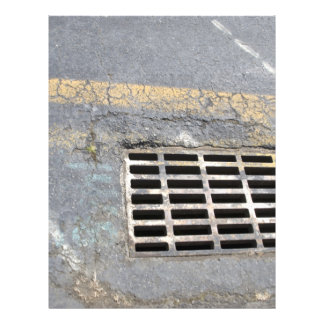 StreetGrating051609 21,6 X 27,9 Cm Flyer