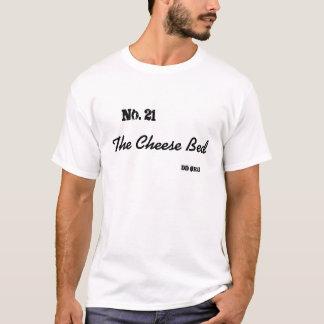 Streich-Kriegs-Meister - das Käse-Bett T-Shirt