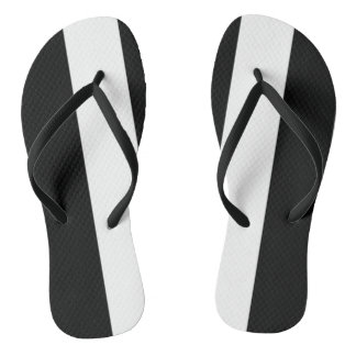 Streifen Flip Flops