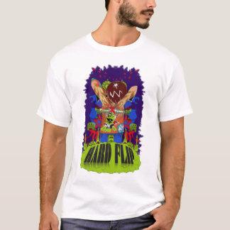 Streifen Hard Flip T-Shirt
