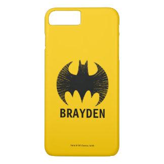 Streifen-Logo Batman-Symbol-| iPhone 8 Plus/7 Plus Hülle