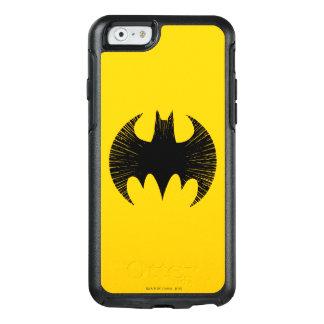 Streifen-Logo Batman-Symbol-| OtterBox iPhone 6/6s Hülle