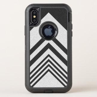 Streifen OtterBox Defender iPhone X Hülle