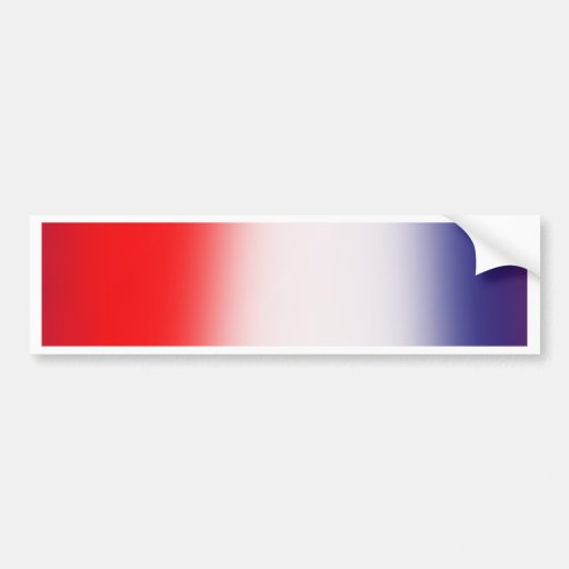 streifen rot wei und blau auto sticker zazzle. Black Bedroom Furniture Sets. Home Design Ideas
