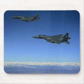 Streik Eagles 2 der US-Luftwaffe-F-15E Mousepads