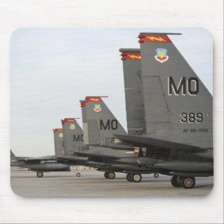 Streik Eagles der US-Luftwaffe-F-15E Mauspads