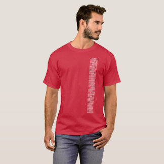 Streik-Streifen T-Shirt