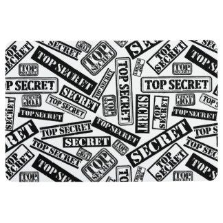 Streng geheim Boden-Matte - wählen Sie Ihre eigene Bodenmatte