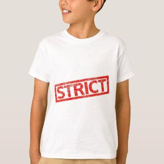 Strenge Briefmarke T-Shirt