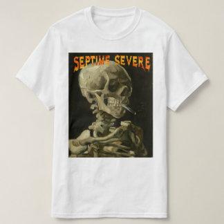 strenges septime der Raucher T-Shirt