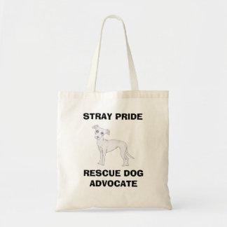 Streustolz-Rettungs-Hundeanwalt Tragetasche