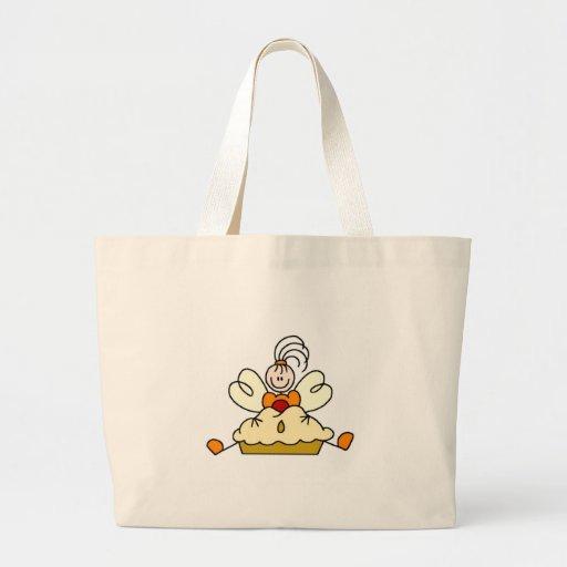 Strichmännchen-Küchen-feenhafte Taschen-Tasche