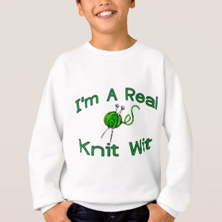 Strick-Esprit Sweatshirt