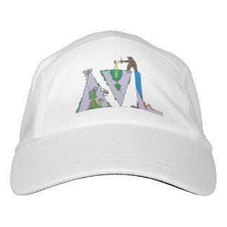Strick-Leistungs-Hut | ASHEVILLE, NC (AVL) Headsweats Kappe