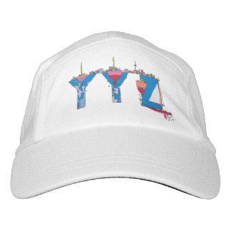 Strick-Leistungs-Hut | TORONTO, CA (YYZ) Headsweats Kappe