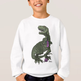 Strick-O-saurus Sweatshirt
