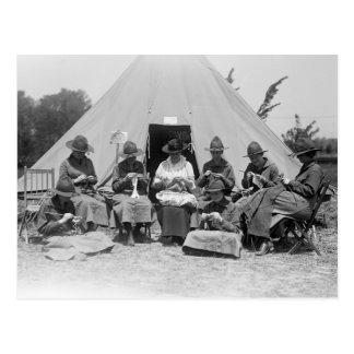 Stricken für die Ursache: 1916 Postkarte