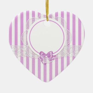 stripes reiche Blicke der schönen Mustermode-Art Keramik Ornament
