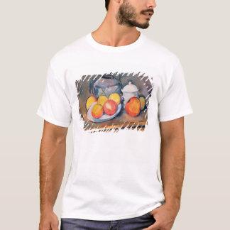 Stroh-bedeckter Vase T-Shirt