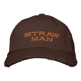Strohmann Bestickte Baseballkappe