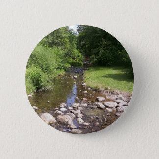 Strom-Knopf Runder Button 5,1 Cm
