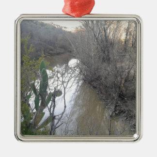 Strom Silbernes Ornament
