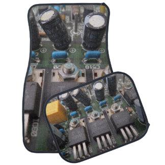 Stromkreis-Auto-Boden-Matten (volles Set) Automatte