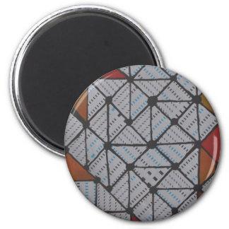 Stromkreisgitter Runder Magnet 5,7 Cm