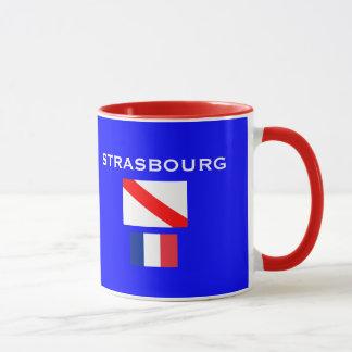 Strousburg* Frankreich Wappen Tasse